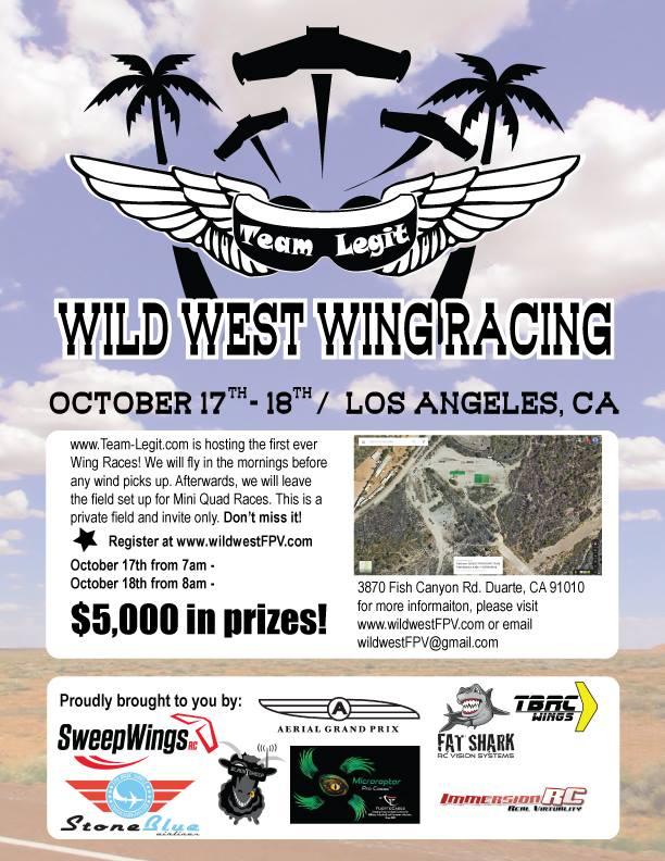 WildWest Wing RACING